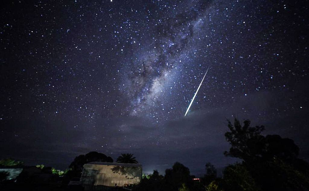 Galerry Meteor Showers in 2016